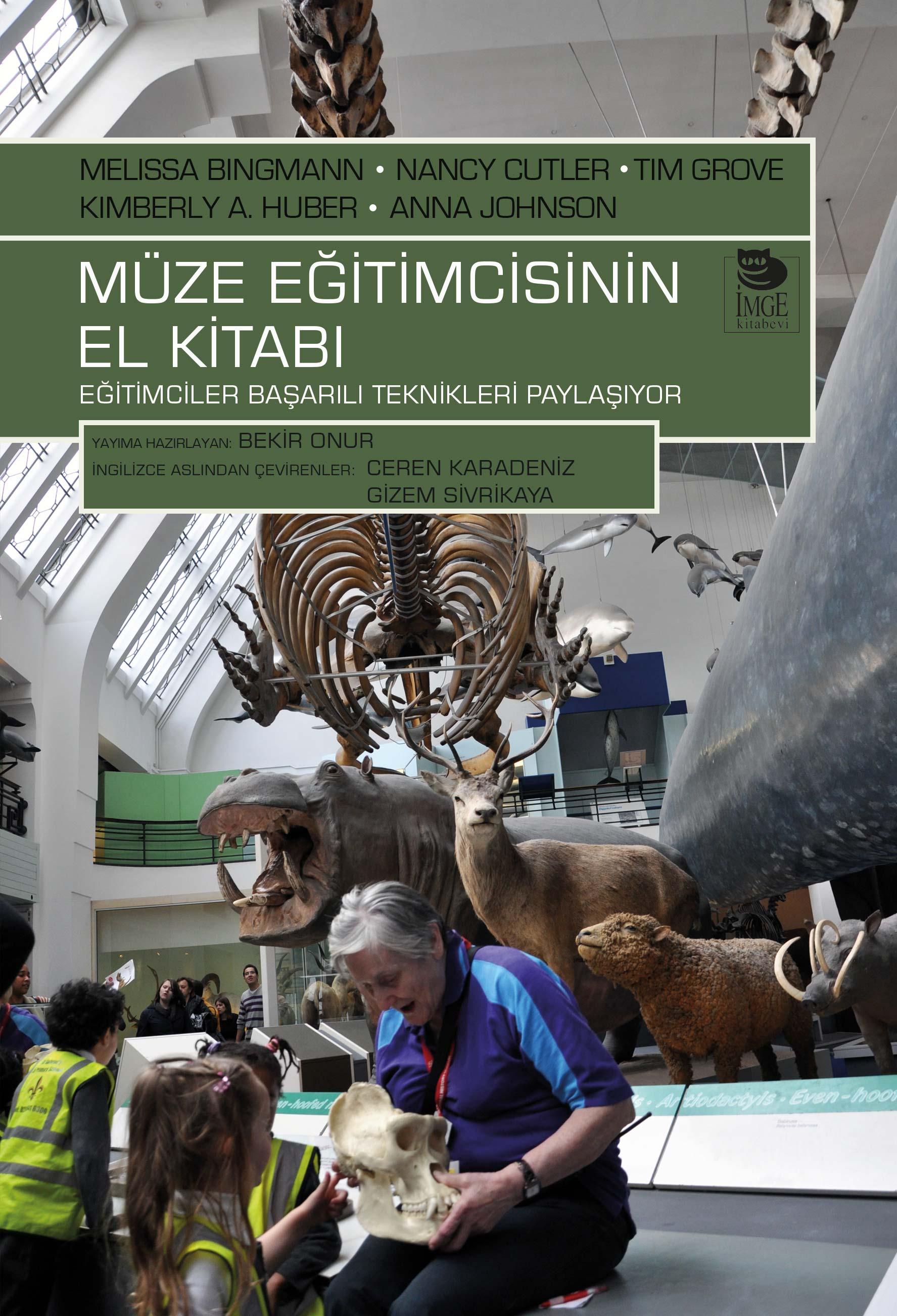 Müze Eğitimcisinin El Kitabı; Eğitimciler Başarılı Teknikleri Paylaşıyor