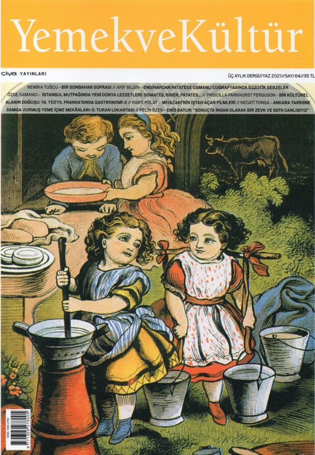 Yemek ve Kültür 64. Sayı